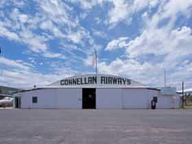 Connellan Hangar, Alice Springs