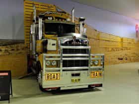 Alice Springs, Transport History, Trucks, museum, Central Australia, Road Trains