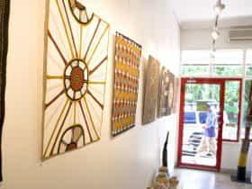 Tiwi Art Network, Darwin Area, Northern Territory, Australia