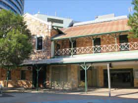 Victoria Hotel from Smith Street Mall