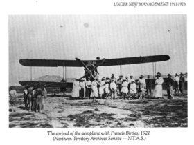Centenary Flight Alice Springs