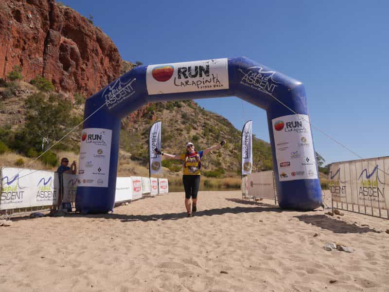 Run Larapinta Stage Race