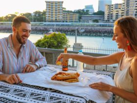 Stokes Hill Wharf - Darwin Seaside Dining