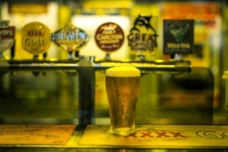 Welcome to the Howdy, Cold beer on Tap & Ice cold stubbies