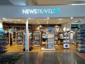 News Travels - Alice Springs - Store Front