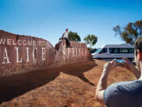 Apollo Euro Tourer in Alice Springs