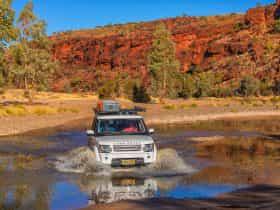 Finke River National Park, 4wd Tours