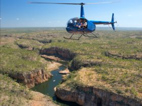 Katherine Gorge Helicopter Flights HeliSpirit