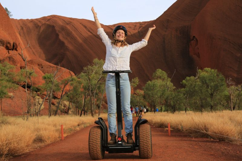We'll show you around Uluru and help create memories that will last a lifetime.