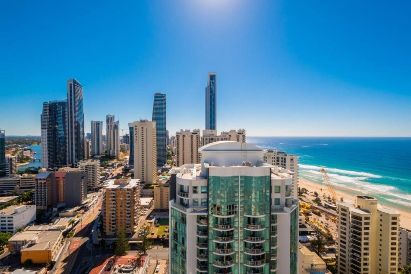 Aegean Apartments Surfers Paradise Queensland lets go on A Gold Coast Holiday