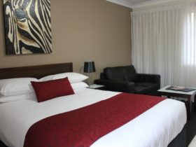 Quality accommodation at Best Western Ipswich Hotel
