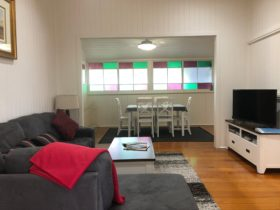 Lounge Room Archer Cottage