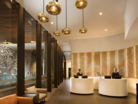 Four Points by Sheraton Brisbane Lobby
