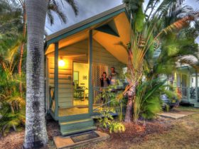 Harbourview Caravan Park