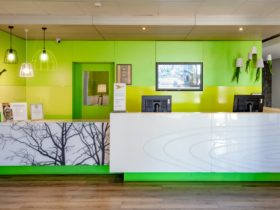 ibis Styles Mount Isa Verona Reception