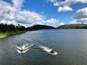 mingo crossing water sports ski boat