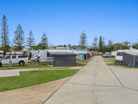 Scarborough Holiday Village Powered Caravan Sites