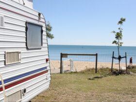 Scarness Beachfront Tourist Park
