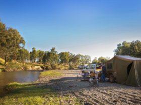 Texas Dumaresq River Rest Area