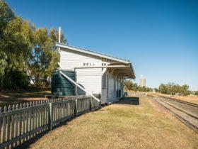 Historic railway station established in 1905