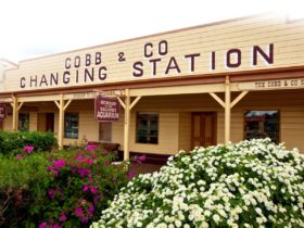Cobb & Co Changing Station