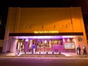 New Farm Cinemas 701 Brunswick St New Farm 4005