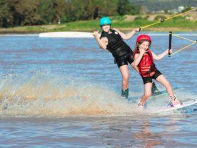 Kids & Adults love wakeboard