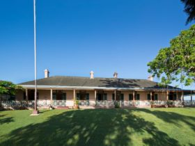 Newstead House Heritage Precinct