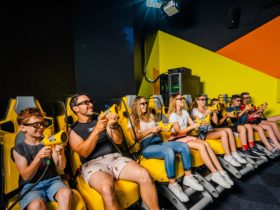 Ripley's 7D Moving Theatre