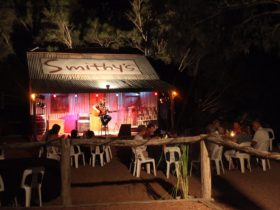 Smithy's Outback Dinner & Show, Longreach, Outback Queensland