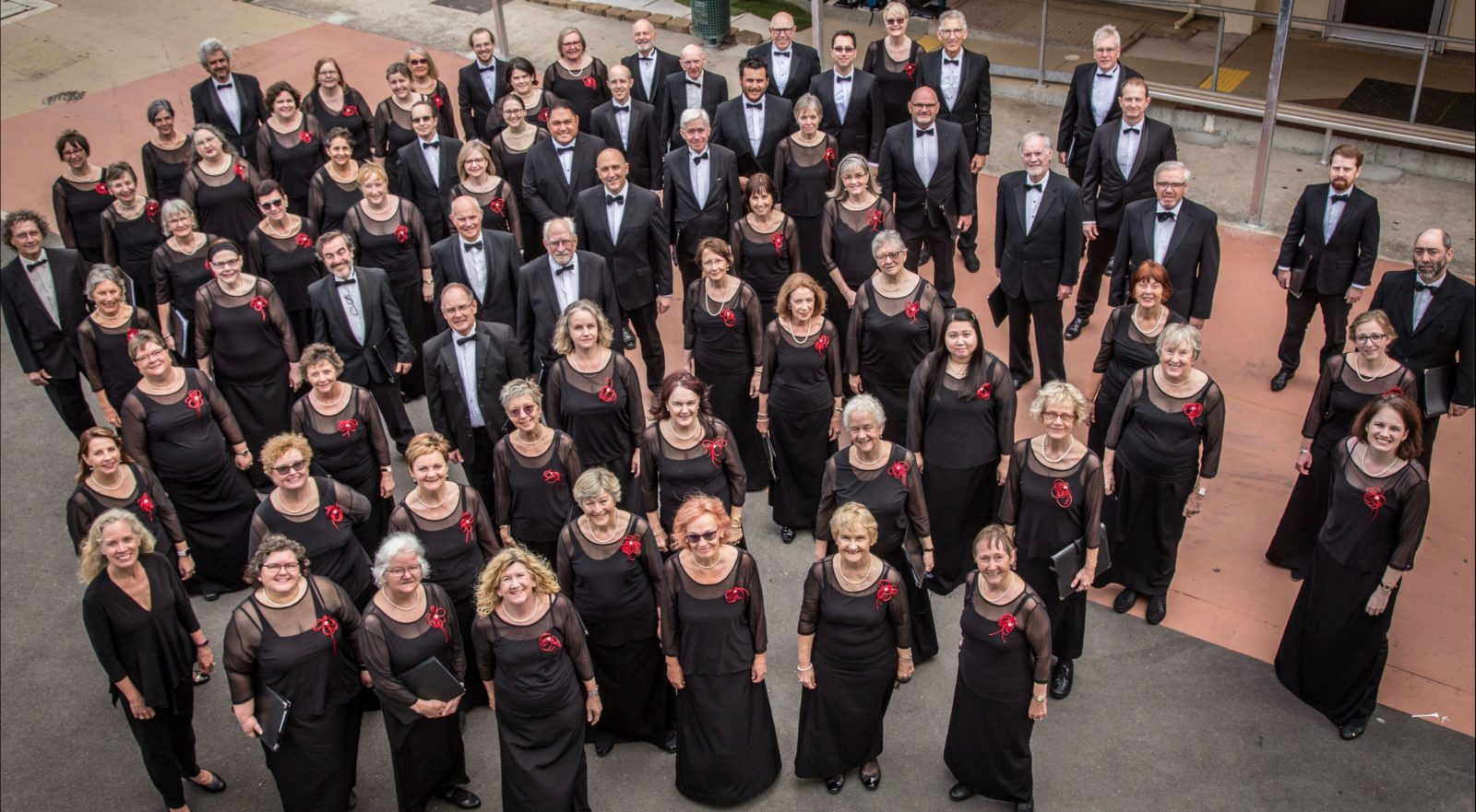 Brisbane Chorale group photo