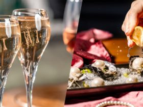 Bubbles & Oyster Pop-Up