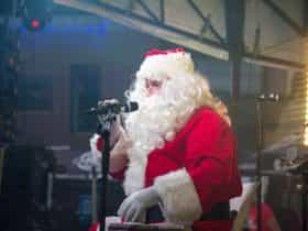 Caboolture Christmas Carols Santa Visit Moreton Bay Region