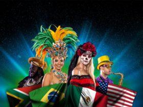 Festival of Colour & Culture at Carnivale