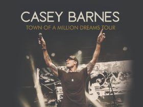 Casey Barnes – Town of a Million Dreams Tour – Mackay