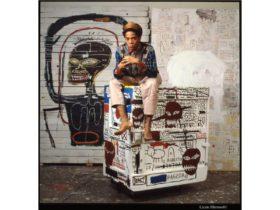 Jean-Michel Basquiat 1985 ©