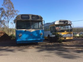 Donald's Heritage Buses