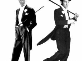 David Hobson and Colin Lane