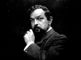 Composer Claude Debussy