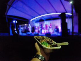 Food and Stage