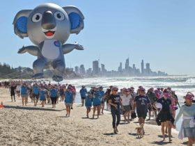 World Record Attempt Gold Coast Beach Parade