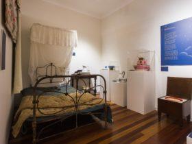 Redcliffe Museum Goodnight, Sleep Tight Exhibition