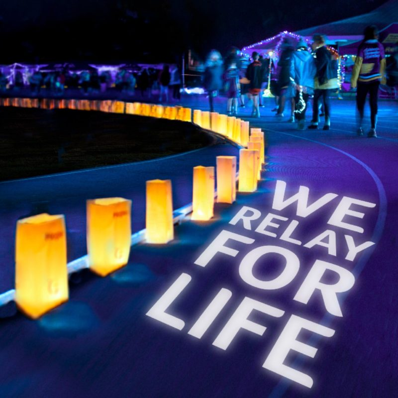 Gympie Region Relay for Life 2020