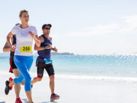 Hamilton Island Endurance Series – Great Whitehaven Beach Run