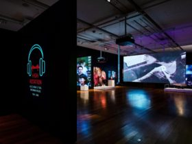 Museum of Brisbane's High Rotation exhibition