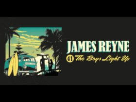JAMES REYNE – The Boys Light Up 41st Anniversary Tour