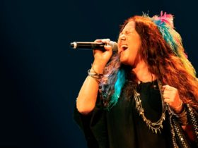 JANIS -The story, The music, the legend of Janis Joplin - Ipswich Civic Centre