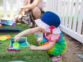 Play time at Moreton Kids Festival