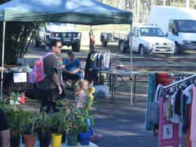 Mount Morgan Wattle Fun Day and Village Markets