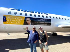 Paul Kelly & Friends Concert - Dirranbandi